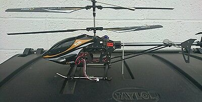 C8 Cyclone Large RC Helicopter Coaxial 3.5Ch c/w Video Camera