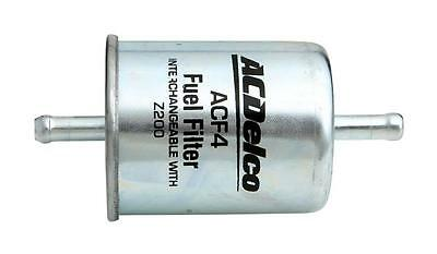 AC Delco Fuel Filter (ACF 4) Equivalent to Z200