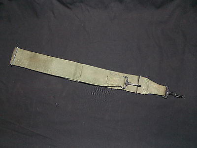 Military Issue General Purpose OD Green Utility Canteen Rifle Strap