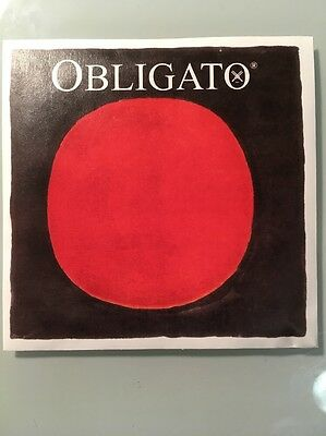 Pirastro Obligato Full Set 4/4 Violin Strings