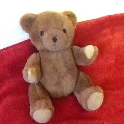 "10"" Boyds Bear 1990-95 Fully Jointed"