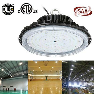 LIXADA Ultra Bright LED High Bay Lamp Industrial Light Cold White 100-240V N6M6