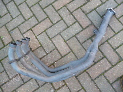 Suzuki GSXR 600 750 SRAD Exhaust Headers Downpipes System Front Down Pipes