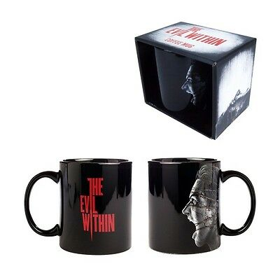 The Evil Within Logo Mug | Official Gaming Merchandise [New]