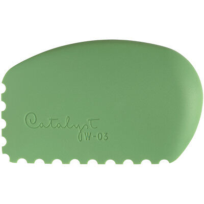 Catalyst Silicone Wedge Tool Green W 03 W-0-3
