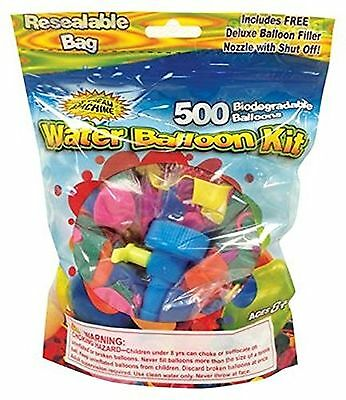 Water Sports Water Balloon Refill Kit 500-Pack 1