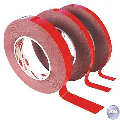 APP Acrylic tape double-sided 9mm -10m