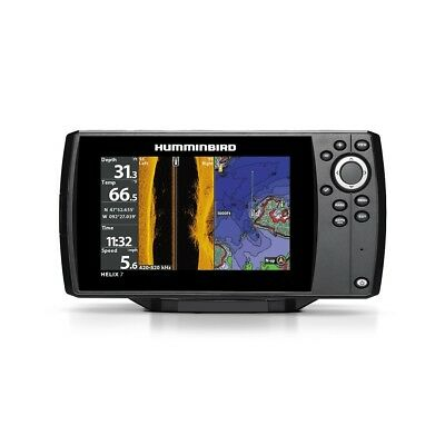 Humminbird HELIX7 Chirp SI Color Fishfinder GPS G2