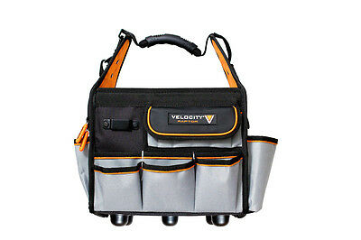 "*NEW* Velocity Raptor 15"" Open Tote Tool Bag"