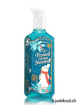 Bath & Body Works Cleansing-Seife - Frosted Coconut Snowball (236ml)