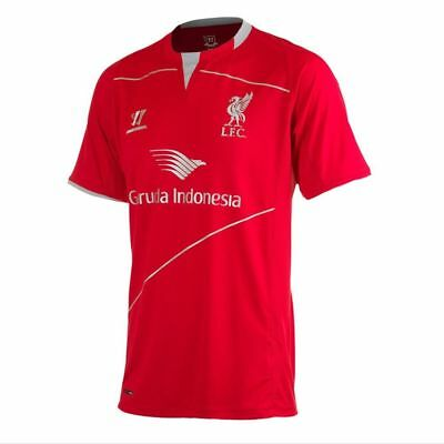 Warrior Liverpool FC Premier League Trikot Jersey Shirt Training rot Neu