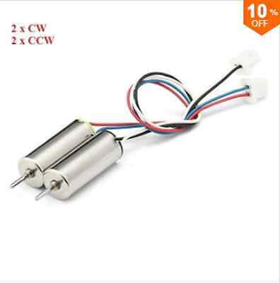 4X Chaoli CL-615 6x15mm Coreless Motor for 90mm-130mm DIY Micro FPV Quadcopter