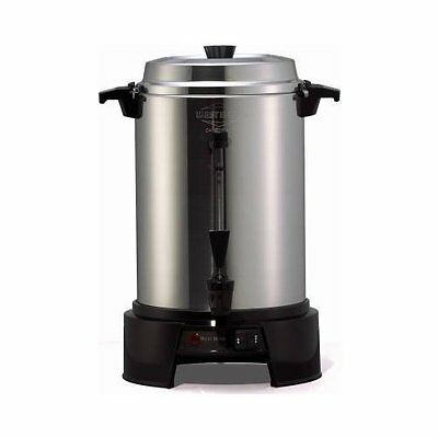 FOCUS ELECTRICS 13500 WB 55 Cup Commerc.Coffee Urn