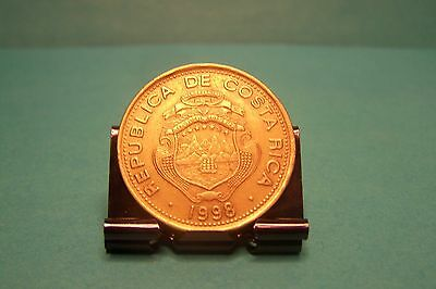 Costa Rica 100 Colones Coin different Years CR 100 Colones different year
