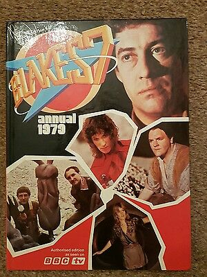 Blake's 7 Annual 1980 GREAT  CONDITION