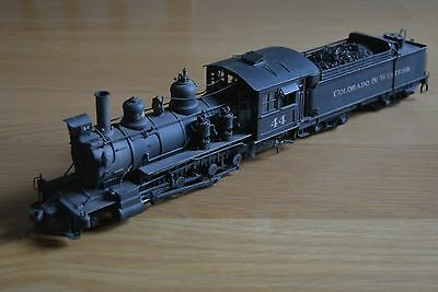On3 Balboa D&rgw C21 2-8-0 Dcc Sound Detailed D&rgw Sunset Overland Oriental Ihm