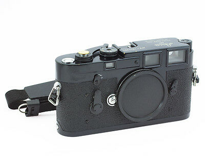 Leitz Leica M3 #1044001 Black Paint Camera Body