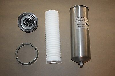 """Cuno Stainless Steel Filter Housing 3/4"""" Inlet and Outlet"""