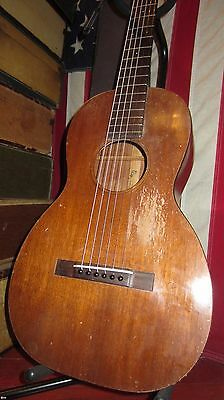 Vintage Original 1923 Martin 2-17 Acoustic Guitar w/ Case Plays & Sounds Amazing