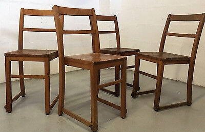 Superb Quality Antique Style Leather Yew Wood Captains/desk Chair