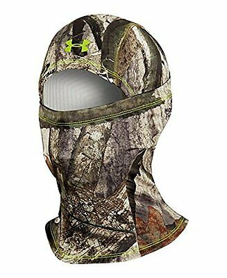 Under Armour Camo Hood Balaclava Scent Control Cold Gear Infrared NWT 905