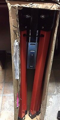 SafeZone Series Springless Sign Stand - Model SSZ-412 - New Open Box