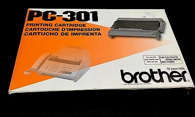 Brother PC-301 Print Cartridge New Opened Box ** Free Shipping **