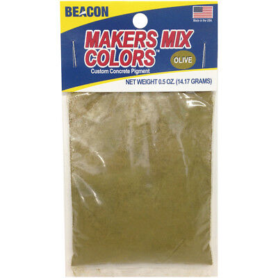 Makers Mix Stepping Stone Colorant .5oz Olive MMC-O5OZB