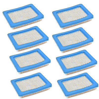 8 x Air Filters Fits Briggs & Stratton 399959 491588 491588S 5043 5043D 119-1909