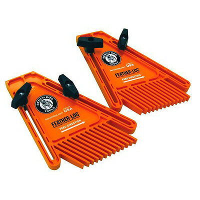 Bench Dog Feather-Loc Double Featherboard 40-011 New