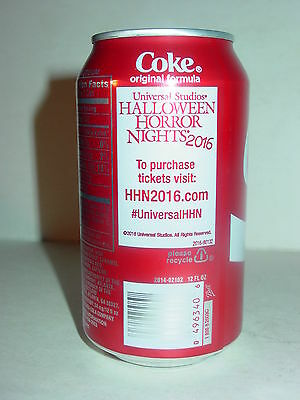 coca cola coupon for halloween horror nights