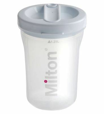 Milton Microwave And Cold Water Sterlising Travel Unit