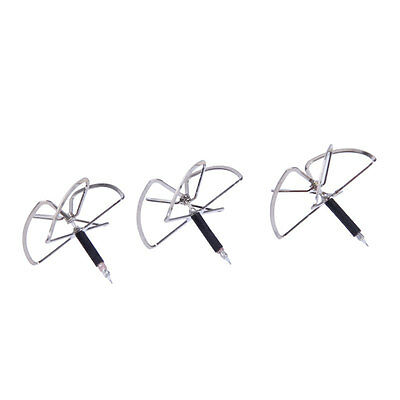3x Boldclash 20mm Clover Antenna for FX798T Tiny Whoop Blade Inductrix FPV US