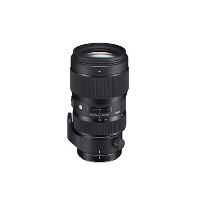 Sigma 50-100mm f/1.8 DC HSM Art Lens for Canon EF Ship from IE K1657