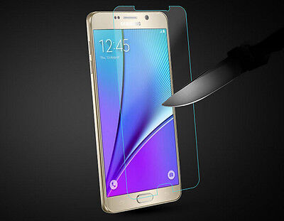 20 Pcs of Tempered Glass for Galaxy Note 5 in Retail Packaging- Wholesale Price