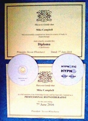 Hypnosis / Hypnotherapy Training Course (Certified) + Free Bonus