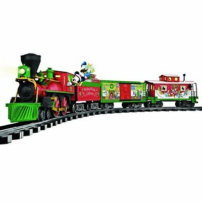 Mickey Mouse Ready-To-Play Train Set