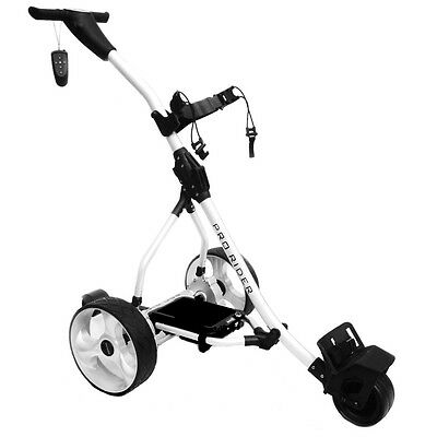 RB0808 Pro Rider Electric Remote Control Golf Trolley Lithium Battery