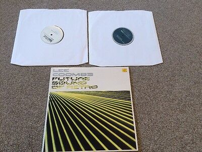 Future Sound of Retro - Lee Coombs -2 X LP - Deep House 2001 Finger Lickin', Ex