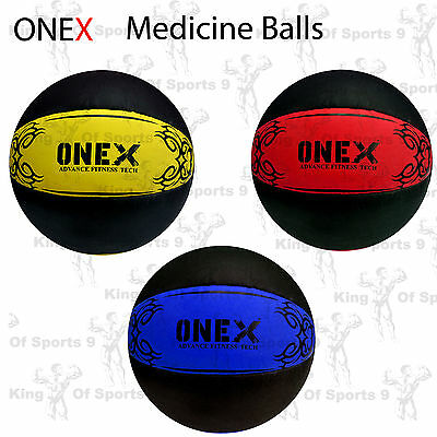 Weighted Medicine Ball 5 7 10 KG Fitness Balls Unisex Use Cross fit Training
