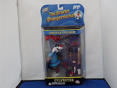 Sylvester Looney Tunes DC Direct Golden Collection: The Scarlet Pumpernickel