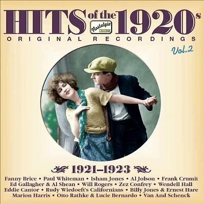 Various Artists-Hits of the 1920s  CD NEW