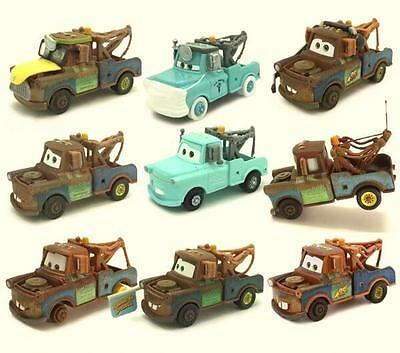 Mattel Disney Pixar Cars Mater's Tall Tales Compilation Diecast Toy Car 1:55 New