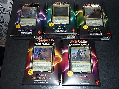 Magic the Gathering Commander Deck 2016