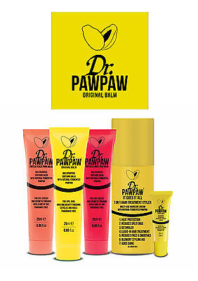 Dr PawPaw Multi Purpose Balm 25ml Various Shades Available