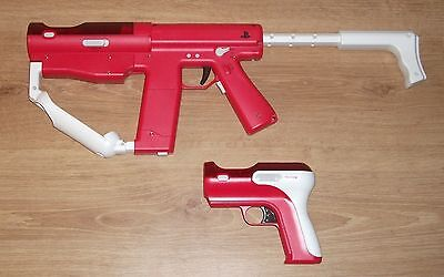 official sony playstation ps move gun attachments