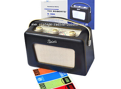 Superb 1960's Vintage Roberts R300 LW/MW Band Portable Transistor Radio