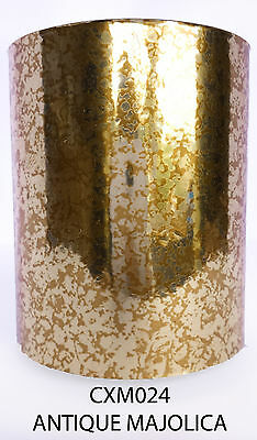 craft dragon and TODO hot die foil - Gold Majolica