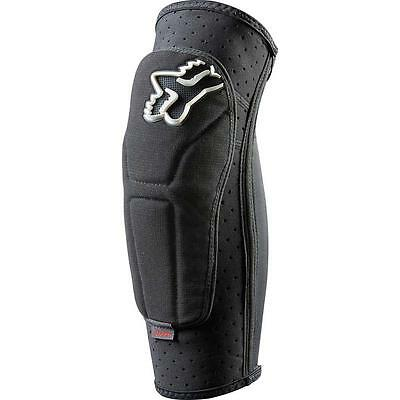 Fox Launch Enduro Elbow Pads Grey 2016 - Lightweight Mountain Bike Arm Guards