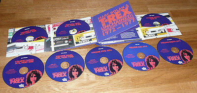 Marc Bolan & T.rex Unchained : Unreleased Recordings 1972-1977 Box (Sealed)